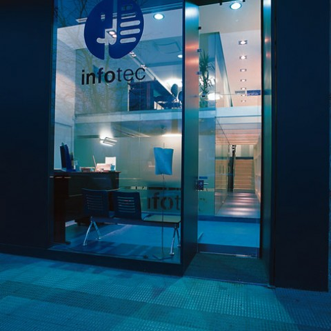 Escaparate Infotec