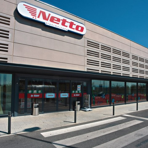 Escaparate Netto